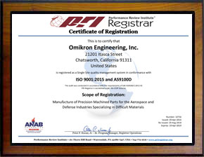 "</p> <div align=""center"">Certificate of Registration</div> <p>"