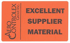 "</p> <div align=""center"">Excellent Supplier Material</div> <p>"