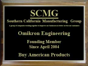 "</p> <div align=""center"">Southern California Manufacturing </div> <p>"